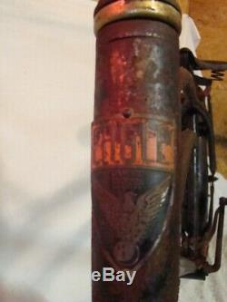 1930s HIAWATHA EAGLE PREWAR ZEP FASTBACK BIKE CWC SCHWINN VINTAGE ELGIN RAT ROD