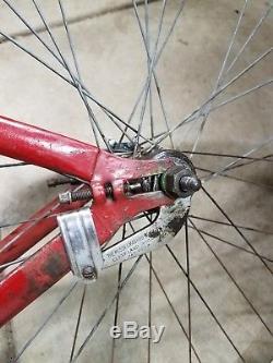 1935 Mead Cycle Crusader Mens Bicycle Vintage Antique Bike Ratrod Parts Schwinn