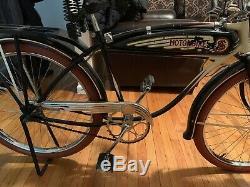 1936 Schwinn Prewar Motorbike Vintage Bicycle Klunker