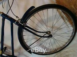 1940s SCHWINN NEW WORLD BICYCLE VINTAGE WWII RACER SUPERIOR TRAVELER PARAMOUNT