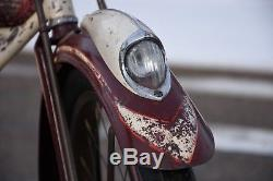 1941 Schwinn Cadillac Bicycle Vintage Antique Rare Balloon Tire Prewar Original