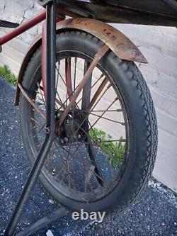 1942 Schwinn Cycle Truck Bicycle Bike prewar vintage Elgin Colson Roadmaster CWC
