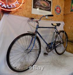 1949 Schwinn Continental Sports Tourist Vintage Mens Racer Bicycle Paramount 40s