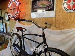 1950 Schwinn Hornet Mens Straight Bar Rat Rod Bike Vintage Panther Phantom S2 50