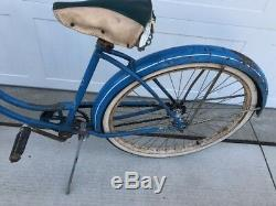 1950's Vintage Schwinn Women's Cruiser Bicycle Road AWESOME
