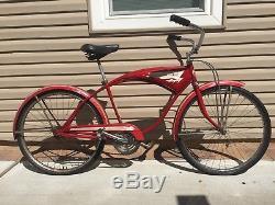 1950s Rollfast vintage bicyle hotrod Snyder d p Harris elgin monark schwinn