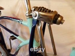 1950s SCHWINN PANTHER MENS STRAIGHTBAR BICYCLE VINTAGE PHANTOM HORNET SPRINGER