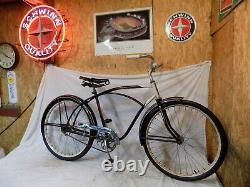 1960s MONARK AMERICAN MENS VINTAGE BEACH CRUISER BICYCLE SCHWINN RAT ROD MURRAY