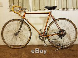 1964 Schwinn Coppertone Super Sport Johns Pasadena Vintage Bicycle