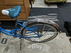 1964 Vintage Schwinn Fiesta Women's Bicycle American Made from Chicago