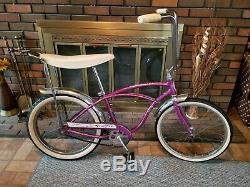 1964 Vintage Schwinn Muscle Bike