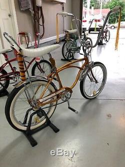 1965 Schwinn Sting-Ray deluxe muscle bike vintage