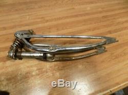 1965 Schwinn Super Deluxe Stingrays Springer Fork J33 Muscle Bike Early Vintage