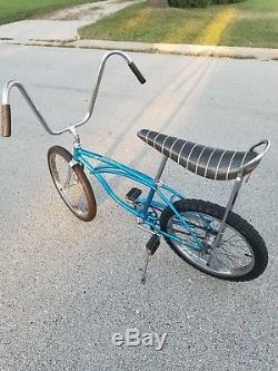 1966 Vintage Schwinn Stingray Muscle Bike