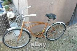 1967 SCHWINN TYPHOON 26 2sp KICK BACK VINTAGE BIKE CORVETTE JAGUAR FLEET TIGER