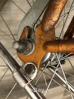 1967 Schwinn Stingray Bicycle Coppertone Vintage