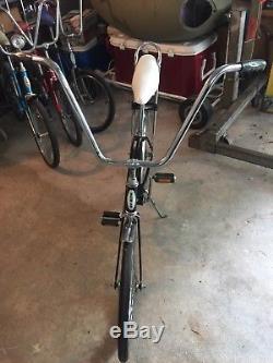 1967 Schwinn Vintage Sting Ray Fastback Bicycle