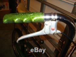 1968 3 Speed Schwinn Stingray Fenderless Like Pea Picker Stick Slik Vintage