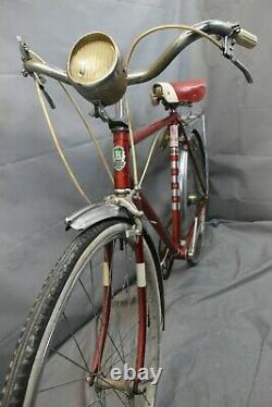 1968 Hercules Vintage Cruiser Bike Small 54cm Sturmey Archer 3 SPD Steel Charity