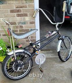 1969 Flying Wedge WestPoint Muscle Bike stingray amf Schwinn lemon vintage bike