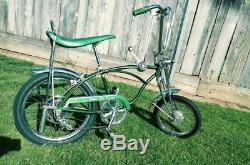1969 Vintage Schwinn Krate Pea Picker