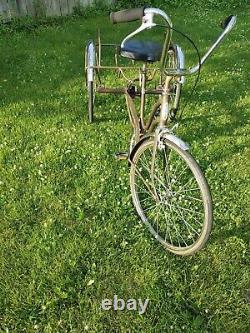 1969 Vintage Schwinn Tricycle