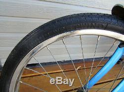 1969 Vtg Girls Schwinn Sky Blue Krate Bike Stingray Slik Chik Bicycle 12 Pics