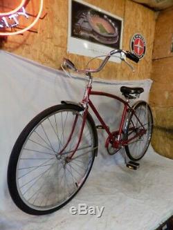 1970s SCHWINN SPEEDSTER FASTBACK MENS VINTAGE ROAD BICYCLE SUBURBAN MANTA RAY 70