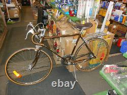 1972 Schwinn Continental Seira Brown NICE VINTAGE CLEAN RARE