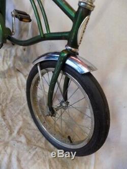 1972 Schwinn Stingray Midget Muscle Bike Vintage Mini Krate Pea Picker Vintage