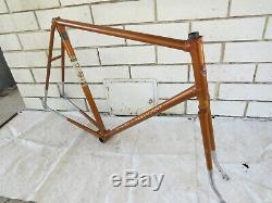 1973 Schwinn 57 / 58 Paramount Track Pista Frame Fork Road Bicycle Vintage Bike