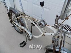 1973 Schwinn Cotton Picker Krate Muscle Bike Vintage Stingray 5-speed Stik S2