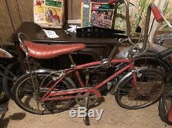 1973 Schwinn Fastback Stingray 5-speed Muscle Bike Krate Vintage