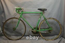 1973 Schwinn Varsity Vintage Touring Road Bike 61cm XLarge 27 Steel USA Charity