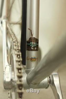1974 Schwinn Paramount track bike 23 (57cm) x 56cm Campagnolo Pista vtg