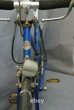 1974 Schwinn Sprint Touring Road Bike 56cm Medium Step-Thru Lugged Steel Charity