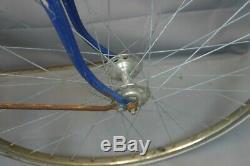 1975 Schwinn Suburban Vintage Cruiser Bike Medium 55cm 5 Speed Steel USA Charity