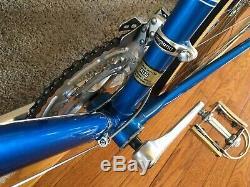 1976 SCHWINN Super Le Tour 12.2, 25, Japan-made, Time Capsule bike, near MINT