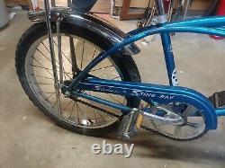 1978 Vintage Schwinn Stingray Bicycle