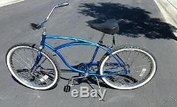 1980 Vintage Schwinn Coaster Cruiser Bicycle