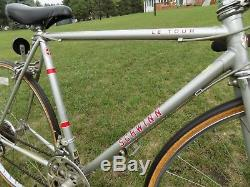 1981 Schwinn Le Tour Mens 10-speed Road Bike Super Sport Letour Voyageur Vintage