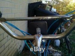1981 Vintage Schwinn Sidewinder old school BMX MTB