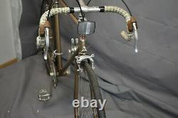1983 Schwinn Le Tour Vintage Touring Road Bike 58cm Large Cromoly Steel Charity