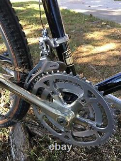 1984 Schwinn High Sierra Suntour Mountech, Bullmoose, Araya Vintage MTB Bike