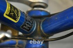 1984 Schwinn Le Tour Vintage Touring Road Bike 64cm XXLarge Chromo Steel Charity