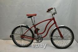 1985 Schwinn Hollywood Vintage 20 Kids Bike SS Single Speed Coast Steel Charity