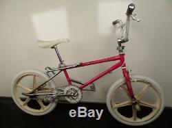1987 Schwinn Predator Vintage BMX Bicycle