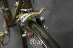 1988 Schwinn Le Tour Luxe Vintage Touring Road Bike 54cm Small Steel USA Charity