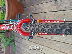 1988 Vintage Schwinn KOM 10 Team Issue Mountain Bike (LOCAL PICKUP ONLY 91750)