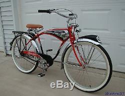 1990s Schwinn Deluxe 7 Cruiser Vintage B6 Phantom Bike+